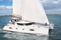 2008 Fountaine Pajot Salina 48