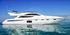 2008 Fairline 48 Phantom