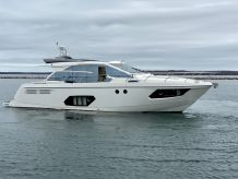 2015 Absolute 56 STY (Sport Yacht)