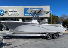 2021 Sea Fox 248 Commander