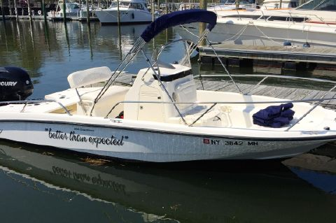 2011 Boston Whaler Dauntless 20