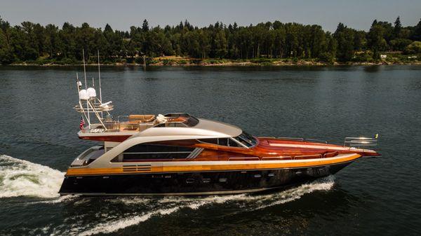 Admiral Custom Motoryacht Profile