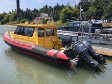 2001 Titan 249 XL Offshore Cabin