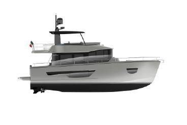 2020 Cranchi T55