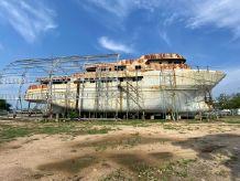 2020 Floeth Yachts Steel hull