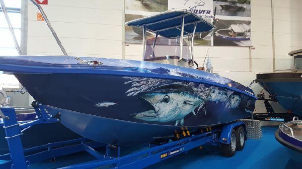 Tinn-Silver 700 Offshore Tinn-Silver Offshore 700 - Showroom