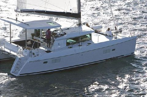 2008 Lagoon 420 Owners Version - Manufacturer Provided Image