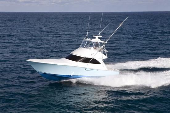 2018 Viking 42 Convertible