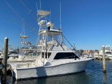 2002 Cabo 35 Flybridge Sportfisher