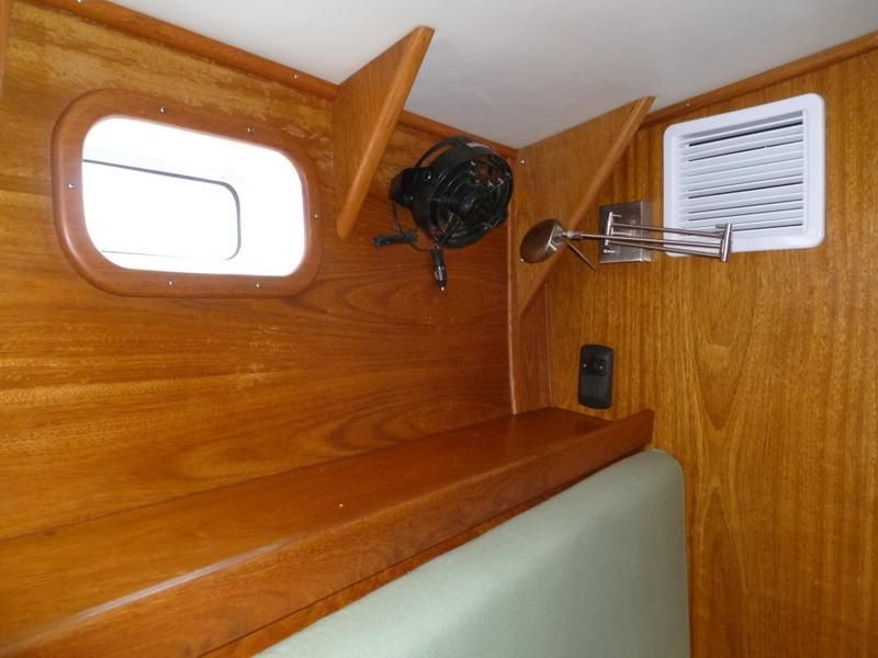 2008 Auzepy Brenneur Sloop - Auzepy Brenneur Sloop - Owner Stateroom Stbd Aft