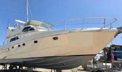 1996 Ferretti Yachts 45