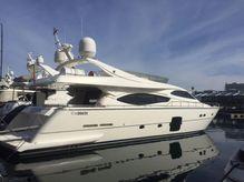 2005 Ferretti Yachts 761