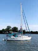 1993 Catalina 320 wing keel