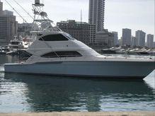 2008 Bertram 630E