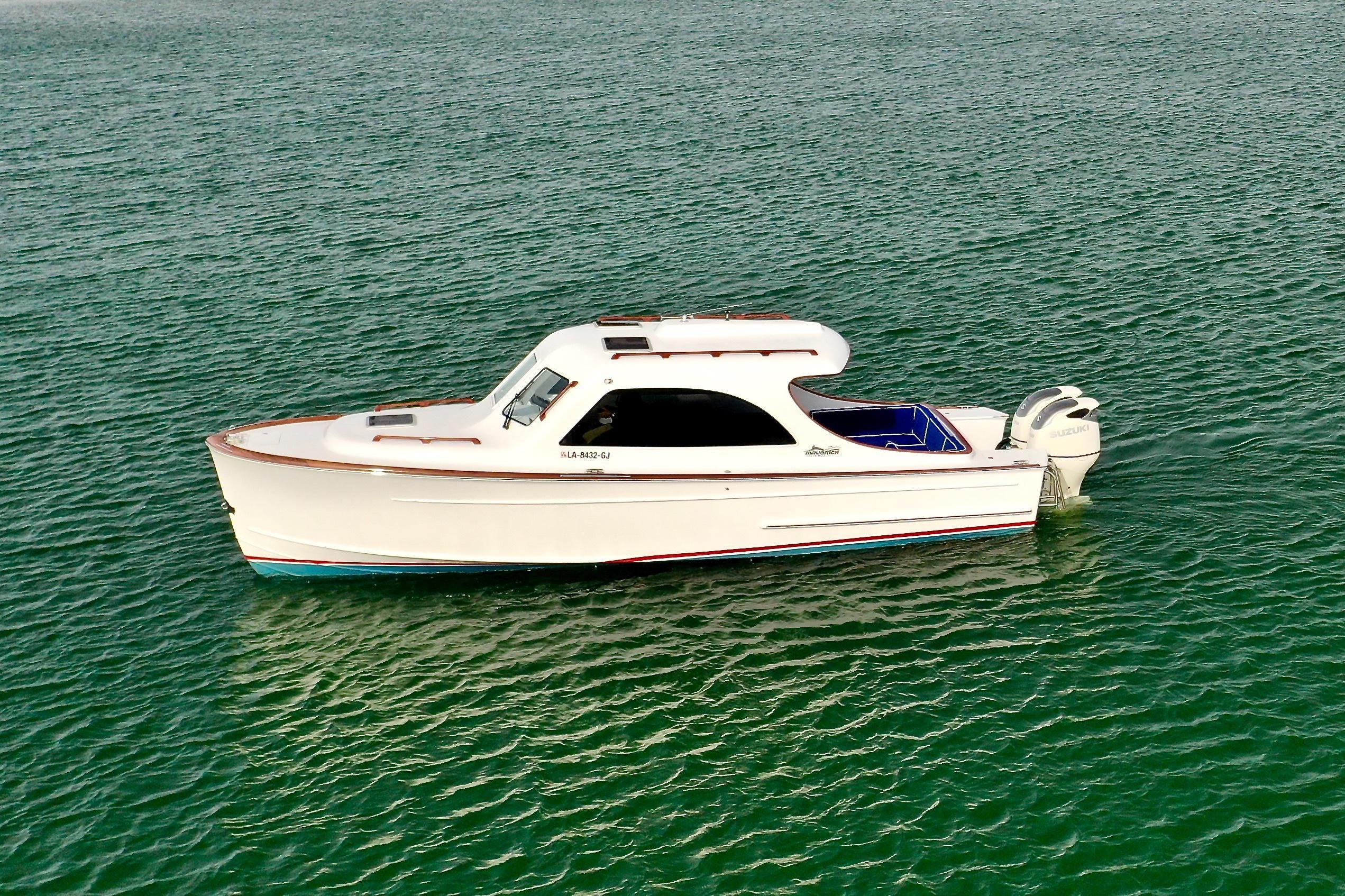 Maverick Boats For Sale >> 2018 Maverick Yachts 32 Custom Carolina Picnic Boat ...