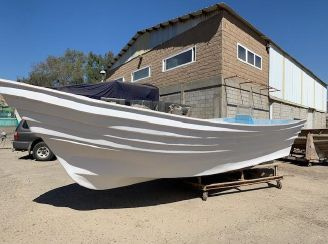 2020 Panga Ensenada 23' Fishing Boat