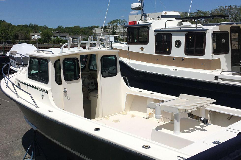2002 steiger craft 25 chesapeake boats for sale dimillo for Used steiger craft for sale