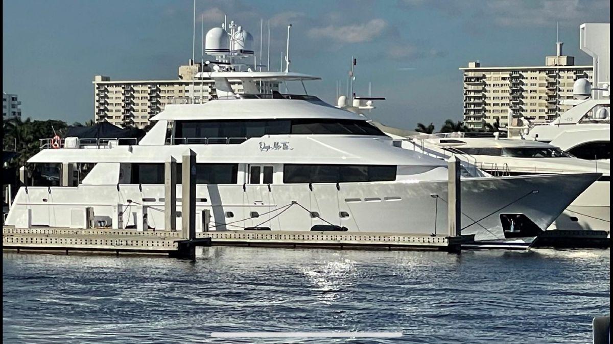 130' Westprt Trideck Yacht for sale