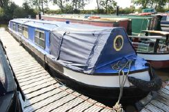 1976 Narrowboat narrowbeam