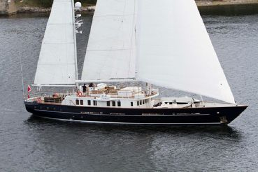 1987 Superyacht 36m Ketch