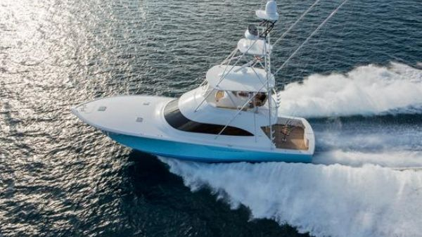 Viking 55 Convertible Manufacturer Provided Image