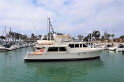 2002 Offshore Yachts Pilothouse
