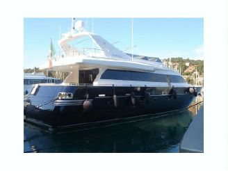 2003 Admiral 25 Fly