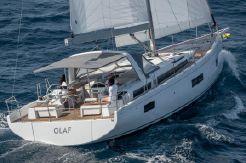 2021 Beneteau Oceanis 54 Yacht