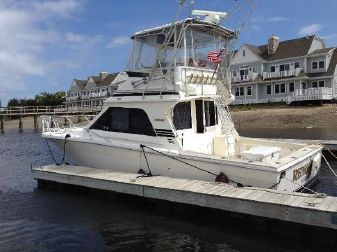 Blackfin 38 Convertible