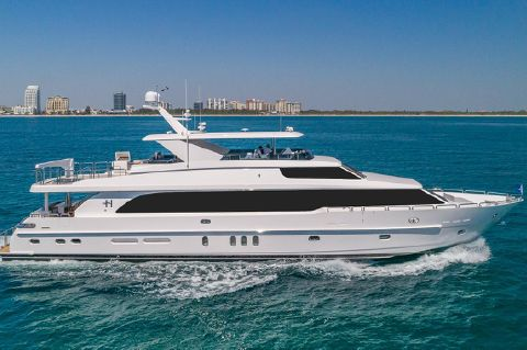 2018 Hargrave Raised Pilothouse