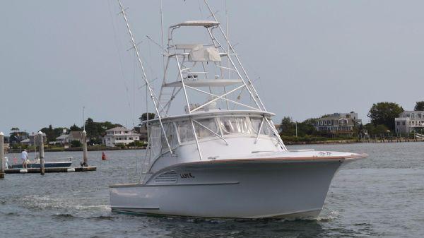 Custom Carolina By Lohr 43 Express Starboard