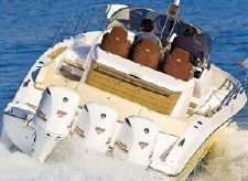 2009 Sessa Marine Key Largo 36