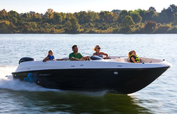 2018 Bayliner Element E21