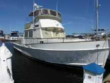 1987 Grand Banks 46 Classic Stabilized