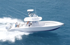 2015 Bahama 41 Open Fisherman