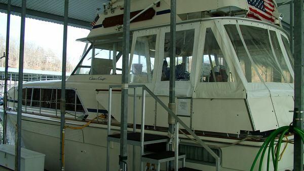 Chris-Craft 410 Motor Yacht 410 Chris Craft Motor Yacht 1979
