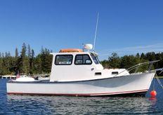 1989 General Marine Hardtop Cruiser