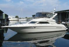 1999 Sea Ray 45 Express Bridge