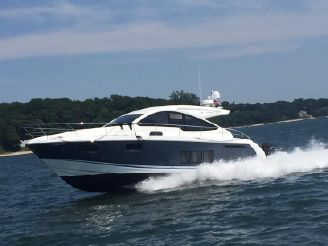2016 Fairline Targa 48 Open