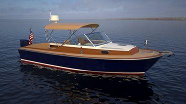 2020 Hunt Yachts Surfhunter