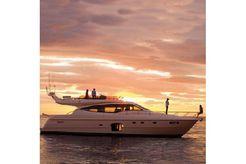 2008 Ferretti Yachts 592