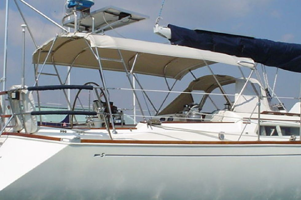 1989 Sabre 42 42 Boats for Sale - Edwards Yacht Sales on
