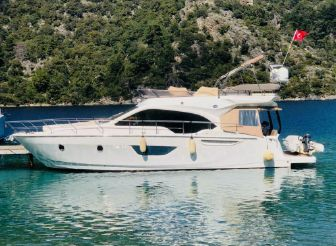 2012 Sessa Marine Fly45