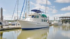 2005 North Pacific 42 Pilothouse