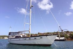 1979 Pan Oceanic 46 Ted Brewer Pilothouse Cutter