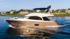 2016 Monte Carlo Yachts 65 Flybridge