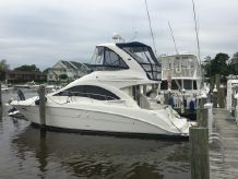 2009 Sea Ray 36 Sedan Bridge w T-DIESELS