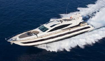 2009 Cerri Cantieri Navali 102 Flyingsport