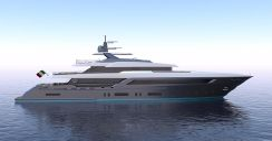 2021 Hull #1 Motor Yacht