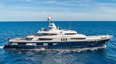 2007 Motor Yacht Neue Jaderwerft
